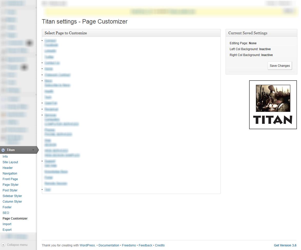 page-customizer